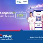 NCB phối hợp Napas triển khai chương trình Quét VietQR - Thả ga ưu đãi