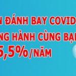 SaiGonBank hỗ trợ vốn vay đánh bay Covid với lãi suất 5.5%/năm