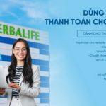 Thành viên Herbalife đã có thể thanh toán trực tiếp qua VietinBank