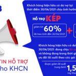 MB đưa ra mức hỗ trợ kép cực lớn dành cho KHCN bị chịu tác động của Covid-19