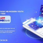 Mở thẻ tín dụng MB Modern Youth cực nhanh trên App MBBank