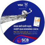 Visa Direct - Nhận tiền từ nước ngoài đến thẻ SCB Visa Debit