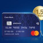 Hoàn đến 1.500.000 VNĐ dành cho chủ thẻ tín dụng VIB mở mới