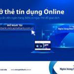 Mở thẻ tín dụng Bản Việt, hoàn ngay tiền thưởng 50.000 VNĐ