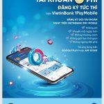 5K + 1T với gói tài khoản thanh toán 0 phí của VietinBank