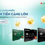 Trải nghiệm ưu đãi và chi tiêu hiệu quả cùng Thẻ ghi nợ quốc tế VPBank MasterCard Platinum